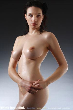 Torso Of Beautiful Nude Woman With Wet Body Royalty Eroprofile 1