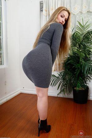 Sloan Harper Skin Tight Dress AMKingdom