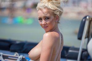 Beth M See Thru Real Bikini Girls