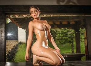 Pamela Jay Naked Oil and Glitter