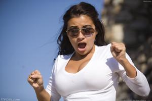 Alexa Loren Naked Hiking Partner FTV Girls