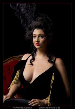Scarlett Morgan Big Boobs Parisian Nude Muse