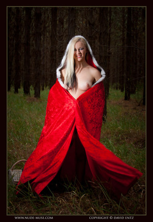 red riding hood nude